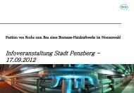 Roche Template - Penzberg