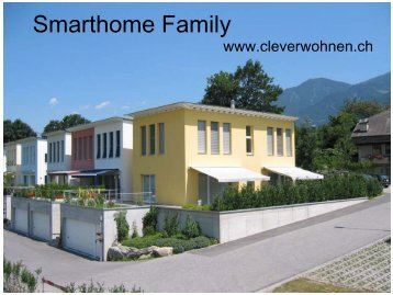 Smarthome Family - Clever & Smart