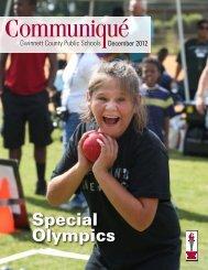 December 2012 printable version - Gwinnett County Public Schools