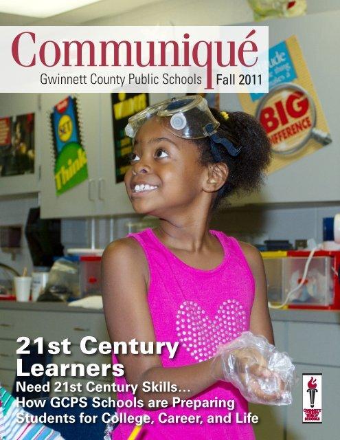 21st Century Learners - Gwinnett County Public Schools