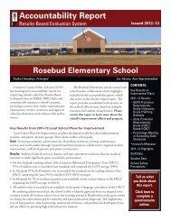 Accountability Report - Gwinnett County Public Schools
