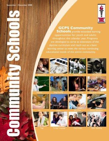 Live/Learn GCPS Community Schools - Gwinnett County Public ...