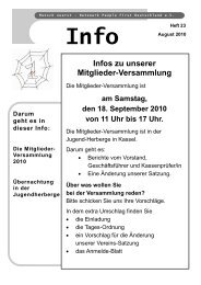 Info-Heft - Mensch zuerst - Netzwerk People First Deutschland eV