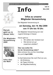 Info-Heft (PDF, 1,7 MB) - Netzwerk People First Deutschland eV