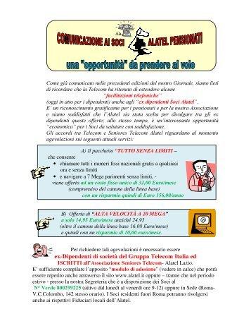 e[ Dipendenti di societj del Gruppo Telecom Italia ed - Peoplecaring ...