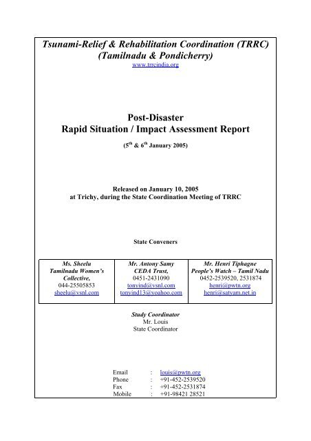 Rapid Impact Assessment Report.pdf - People's watch