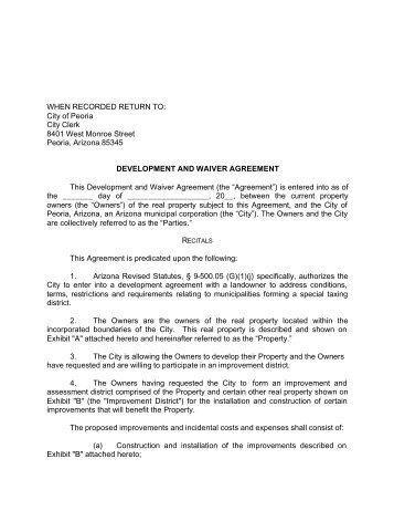 Facebook Development Agreement Term Sheet The City Of Menlo