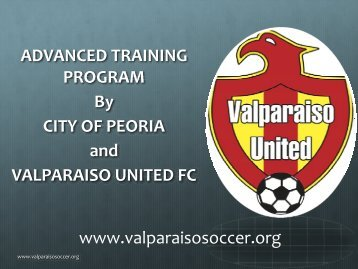 Advanced training program - City of Peoria, Arizona