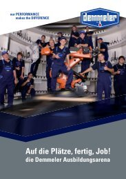PDF ( 5.01 MB) - Demmeler Maschinenbau GmbH & Co. KG