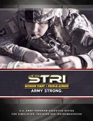 Inside STRI Special Edition January - February 2009 (PDF)