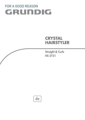 CRYSTAL HAIRSTYLER