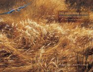 2002 Annual Report - The Peregrine Fund