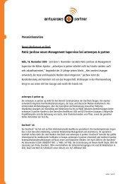 Pressemitteilung - DocCheck AG