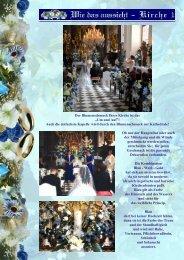 kirche 1 - Perfekte Hochzeitsplanung
