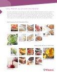 VitaMix TNC 5200 Produktbroschüre - Perfekte Gesundheit Shop - Seite 3