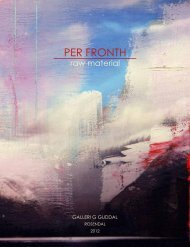 View Catalog: Per Fronth / raw material PDF