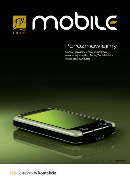 Porozmawiajmy - FM GROUP Mobile