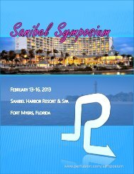 FEBRUARY 13-16, 2013 - Perfusion.com