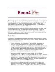 Econ4 - Political Economy Research Institute