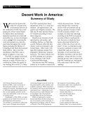 Decent Work in America - Political Economy Research Institute ... - Page 2