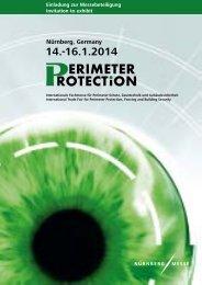 PDF-Datei (Deutsch/Englisch) - Perimeter Protection