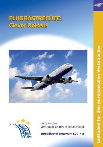 FLUGGASTRECHTE: Clever Reisen! Leitfaden für den ...