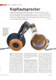Kopflautsprecher - Digital Unterhaltungs AG
