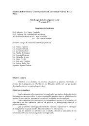 Metodología de la Investigación Social Cát I - 2011 - Facultad de ...