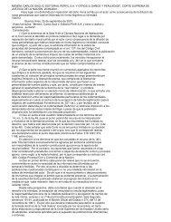 menem, carlos saúl c/ editorial perfil sa y otros s/ daños y perjuicios ...