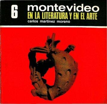 6. Montevideo en la literatura y en el arte / Carlos Martínez Moreno