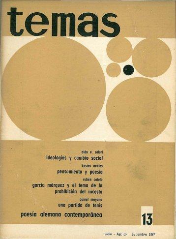 jul.-set. 1967 - Publicaciones Periódicas del Uruguay