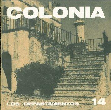 14 - Colonia - Publicaciones Periódicas del Uruguay