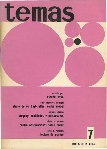 jun.-jul. 1966 - Publicaciones Periódicas del Uruguay