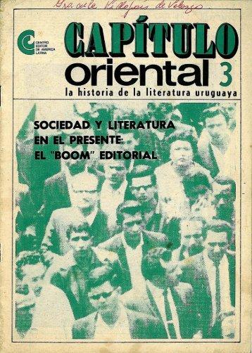 ·Cce:.mo - Publicaciones Periódicas del Uruguay
