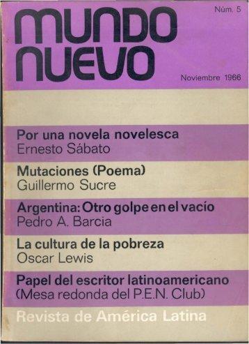 Nº 5 (nov. 1966) - Publicaciones Periódicas del Uruguay