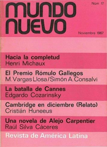 nov. 1967 - Publicaciones Periódicas del Uruguay