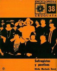 Nº 38 - Sufragistas y poetisas - Publicaciones Periódicas del Uruguay
