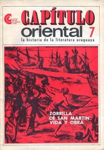 Nº 7 - Zorrilla de San Martín : vida y obra - Publicaciones Periódicas ...