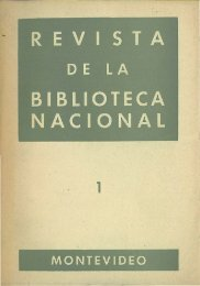 Nº 1 (1966) - Publicaciones Periódicas del Uruguay