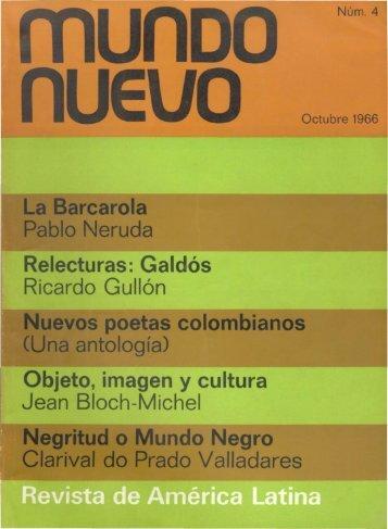 Ricardo Gullón Jean Bloch-Michel - Publicaciones Periódicas del ...