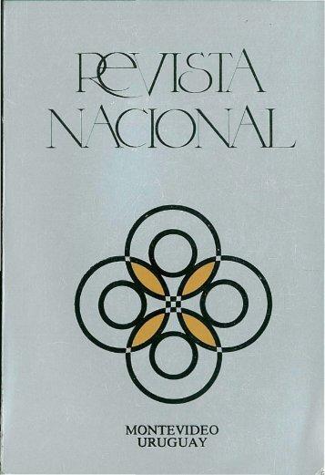 4a. Epoca, nº 235 (mar. 1986) - Publicaciones Periódicas del Uruguay