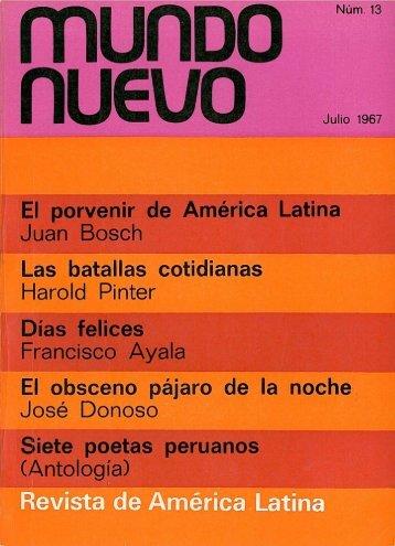 jul. 1967 - Publicaciones Periódicas del Uruguay