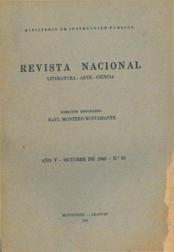 oct. 1942 - Publicaciones Periódicas del Uruguay