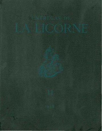 Nº 11 (1958) - Publicaciones Periódicas del Uruguay