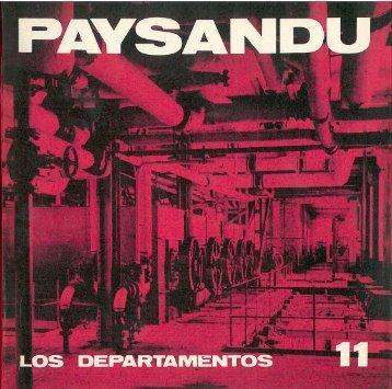 11 - Paysandú - Publicaciones Periódicas del Uruguay