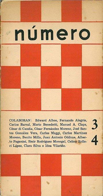 , ·~~numero - Publicaciones Periódicas del Uruguay