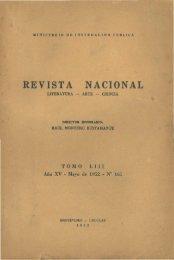 Año 15, nº 161 (mayo 1952) - Publicaciones Periódicas del Uruguay