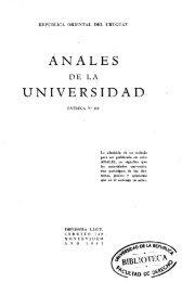 Año 56, entrega 160 - Publicaciones Periódicas del Uruguay