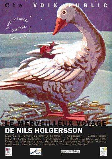 Le merveilleux voyage de Nils Holgersson - Cie Voix Public.pdf