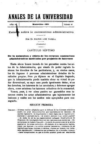 Año 9, t. 11, 5a. entrega (1901) - Publicaciones Periódicas del ...